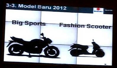 Slide New Product Suzuki