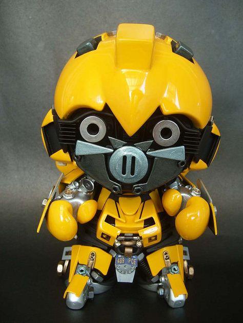 Robo Bumblebee