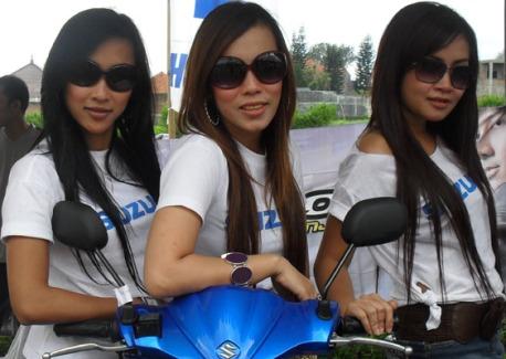 SPG Suzuki ada di Nex Day