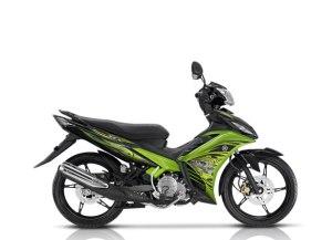 Green Jupiter MX