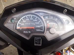 4thn lebih 8bln odometer di 55.678,9 Km