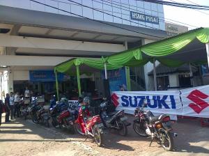 Pesta Oli Gratis Suzuki