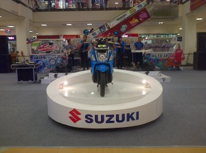 Suzuki Let's Di Grand Hall MATOS