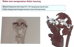 Roller Rocker Arm Shooter
