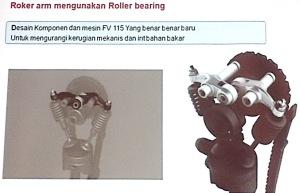 Roller Rocker Arm Shooter