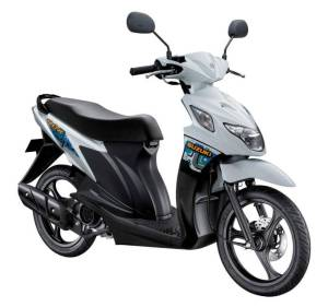 New Suzuki Nex Brilliant White (YUH)
