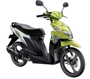 New Suzuki Nex Prl. Flash Green – Brilliant White (AFR)