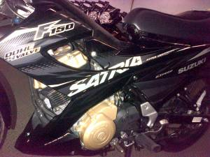 Full Black Body Cover (bakalan Laris nih....)
