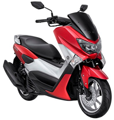 NMAX Climax Red