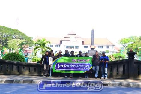 Ikutan Yuuk, Kopdar plus Halal Bi Halal mumpung masih momen lebaran bersama Jatimotoblog.net
